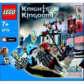 LEGO Knights Kingdom 8779 - Le grand Tournoi des chevaliers