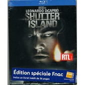 Shutter Island - Blu Ray - Edition Sp�ciale Fnac de Martin Scorsese