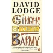 Ginger You're Barmy de David Lodge