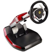 Thrustmaster Ferrari Wireless Gt Cockpit 430 - Scuderia Edition - Ensemble Volant Et P�dales - Sans Fil - Pour Sony Playstation 3