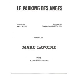 Le parking des anges