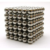 Neocube 216 Billes - Puzzle 3d Magnetique Buckyball