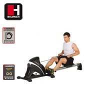 Rameur D'appartement Hammer Rower Cobra Xt