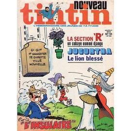 Nouveau Tintin Nouvelle S�rie N�56 N� 196 :