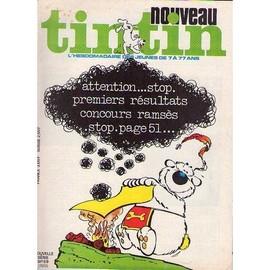 Nouveau Tintin Nouvelle S�rie N�59 N� 199