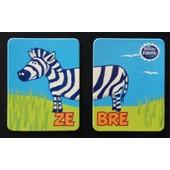 Magnet Petits Filous Le Zebre