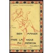 Bien Manger Et Faire La Nique Au Medecin de Hemmerdinger Dr, A.