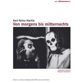 De L'aube � Minuit de Karl Heinz Martin