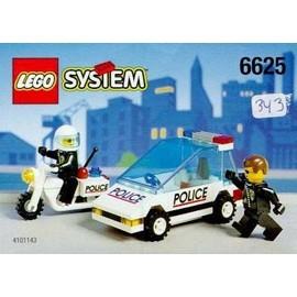 Lego 6625-1 - Speed Trackers (1996)