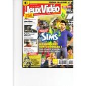Jeux Video N� 115 : Les Sims 3,Ils Arrivent Sur Consoles!