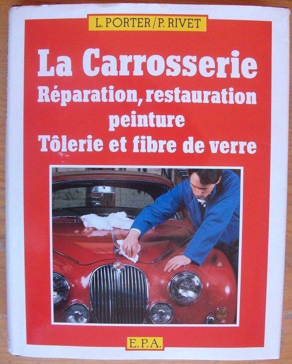 La Carrosserie - Réparation restauration peinture tôlerie et fibre de verre