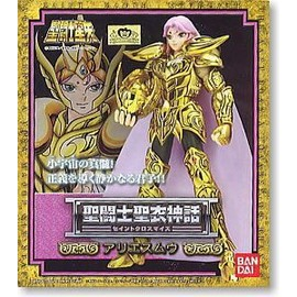Saint Seiya - Myth Cloth Chevalier D' Or - Mu Du Belier - Version Japonaise