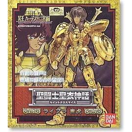 Saint Seiya - Myth Cloth Chevalier D' Or : Dohko De La Balance Version Japonaise
