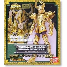 Saint Seiya Myth Cloth - Les Chevaliers Du Zodiaque - Chevalier D' Or - Shura Du Capricorne - Version Japonaise