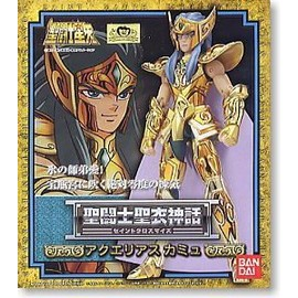 Saint Seiya - Myth Cloth Chevalier D' Or : Camus Du Verseau Version Japonaise