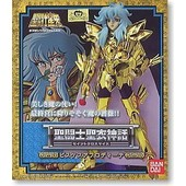 Saint Seiya Myth Cloth - Les Chevaliers Du Zodiaque - Chevalier D' Or - Aphrodite Des Poissons - Version Japonaise