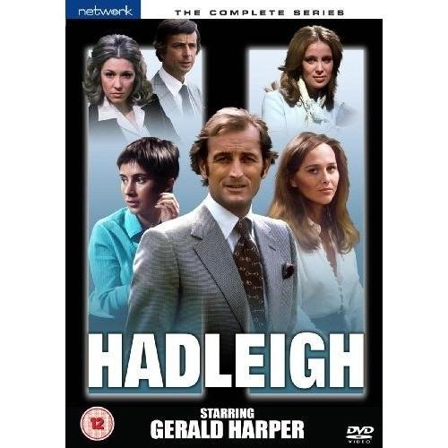 HADLEIGH - THE COMPLETE SERIES [IMPORT ANGLAIS] (IMPORT)  (COFFRET DE 16 DVD)