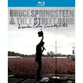 Springsteen, Bruce & The E Street Band - London Calling : Live In Hyde Park - Blu-Ray