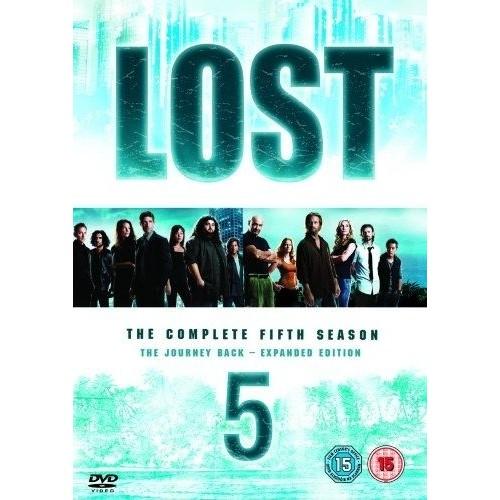 LOST - SERIES 5 - COMPLETE [IMPORT ANGLAIS] (IMPORT)  (COFFRET DE 5 DVD)