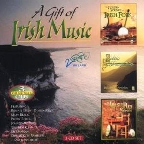 A GIFT OF IRISH MUSIC