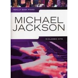 Michael Jackson : really easy piano - piano facile - Wise