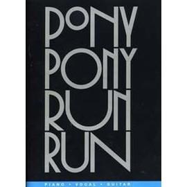 Pony Pony Run Run : Chant + Piano + Accords - ID Music