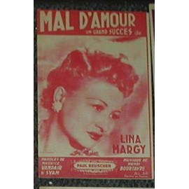 MAL D'AMOUR LINA MARGY