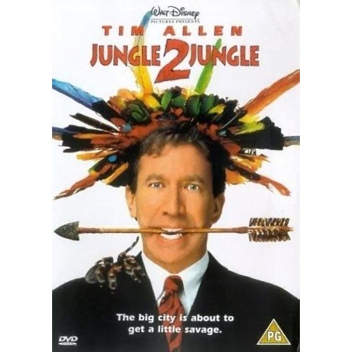 JUNGLE 2 JUNGLE [IMPORT ANGLAIS] (IMPORT) (DVD)