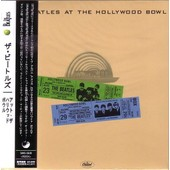 At The Hollywood Bowl Mini Lp Style Japan Cd - The Beatles
