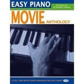 Easy Piano Movie Anthology (Concina) - Piano Facile - Carisch