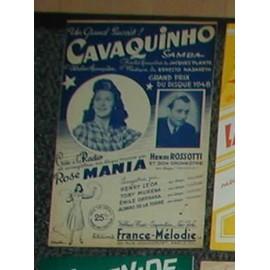 "SAMBA ROSE MANA "" CAVAQUINHO """