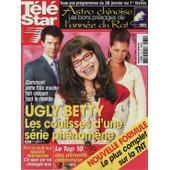 T�l� 7 Star / 21-01-2008 N� 1634 : Sean Penn (1p) - Ugly Betty / America Ferrera (3p) - Nicole Kidman (1p) - Nathalie Baye (1p) - Jennifer Love Hewitt (1p) - Jeanne Moreau (1p)