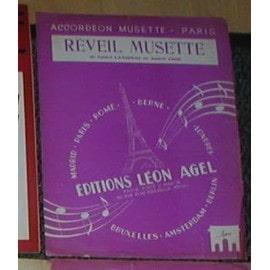REVEIL MUSETTE de LAVIGNAC ET A. CIOR