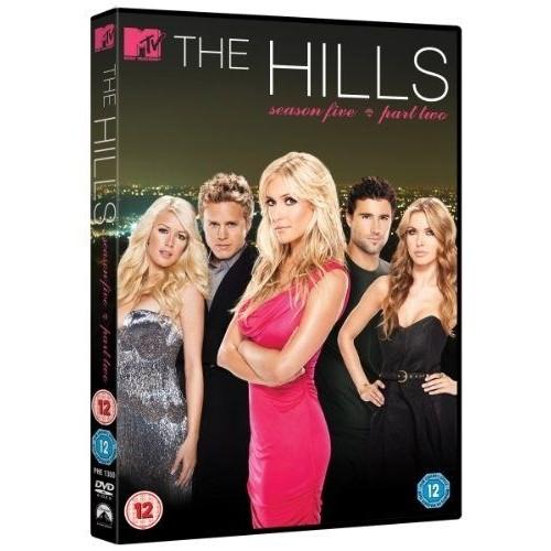 THE HILLS - SERIES 5 PART 2 [IMPORT ANGLAIS] (IMPORT)  (COFFRET DE 2 DVD)