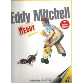 EDDY MITCHELL : MR EDDY (Piano, Guitare & Tablatures)