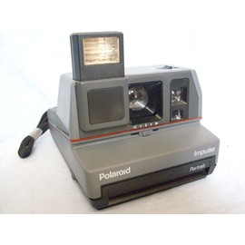 Polaroid Impulse Portrait - Photo Argentique