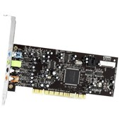 Carte son 7.1 PCI Sound Blaster Audigy SE (version oem) - Technologie EAX 3.0 Advanced HD