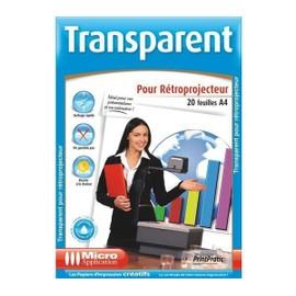 Transparents Pour R�troprojecteur - 20 Unit�s