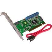 Carte contr�leur PCI 3 ports SATA + 1 port IDE PCI-ST101