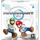 Mario Kart (Avec Volant Wii Wheel)