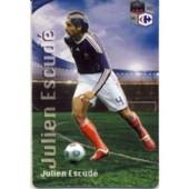 �quipe De France Julien Escud� Magnet