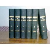 Larousse Du Xx �me Siecle En Six Volumes de PAUL AUGE