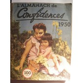 L'almanach De Confidences 1950 de Collectif