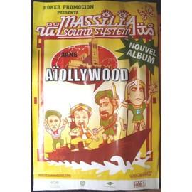 MASSILIA SOUND SYSTEM Affiche de concert