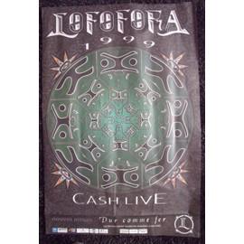 Affiche de concert LOFOFORA