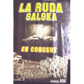 LA RUDA SALSKA Affiche de concert