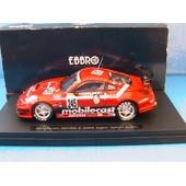Nissan Mobilcast Advan Z #245 Super Taikyu 2004 Ebbro 1/43 Red