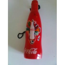 Mini Corne Africaine Coca Cola - Vuvuzela Coupe Du Monde 2010 Afrique Du Sud