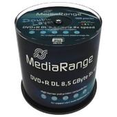 Mediarange DVD+R Double Couche - 8x