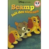 Scamp Fait Des Siennes de Walt Disney